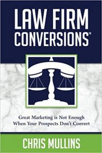 "Chris Mullins, Author of ""Law Firm Conversions"""