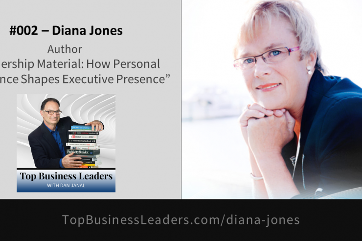 diana-jones-author-leadership-material-how-personal-experience-shapes-executive-presence