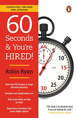 robin-ryan-60-seconds-and-youre-hired-revised-edition
