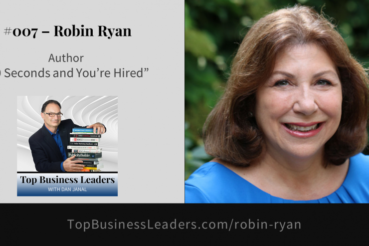robin-ryan-author-60-seconds-and-youre-hired