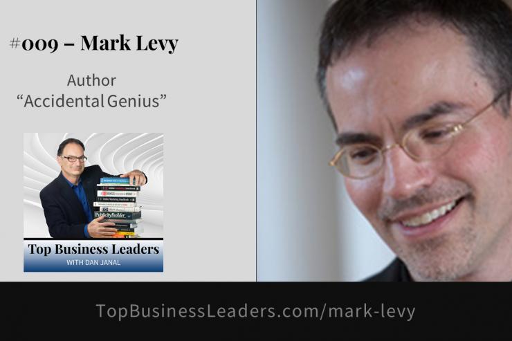 mark-levy-author-accidental-genius