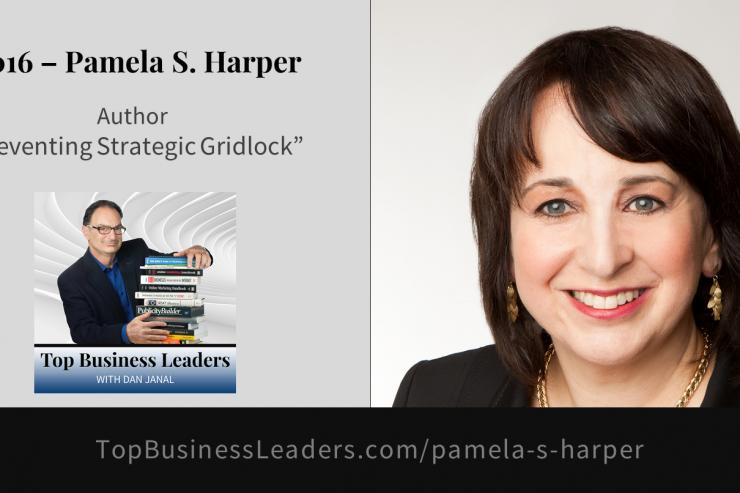 pamela-s-harper-author-preventing-strategic-gridlock