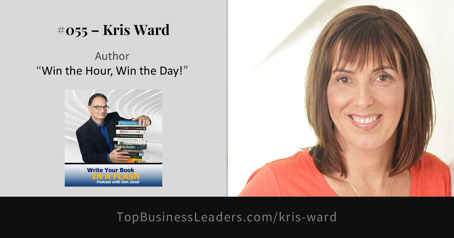 kris-ward-author-win-the-hour-win-the-day
