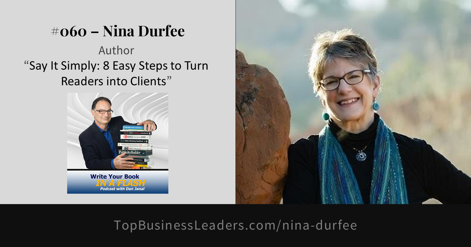 nina-durfee-author-say-it-simply-8-easy-steps-to-turn-readers-into-clients