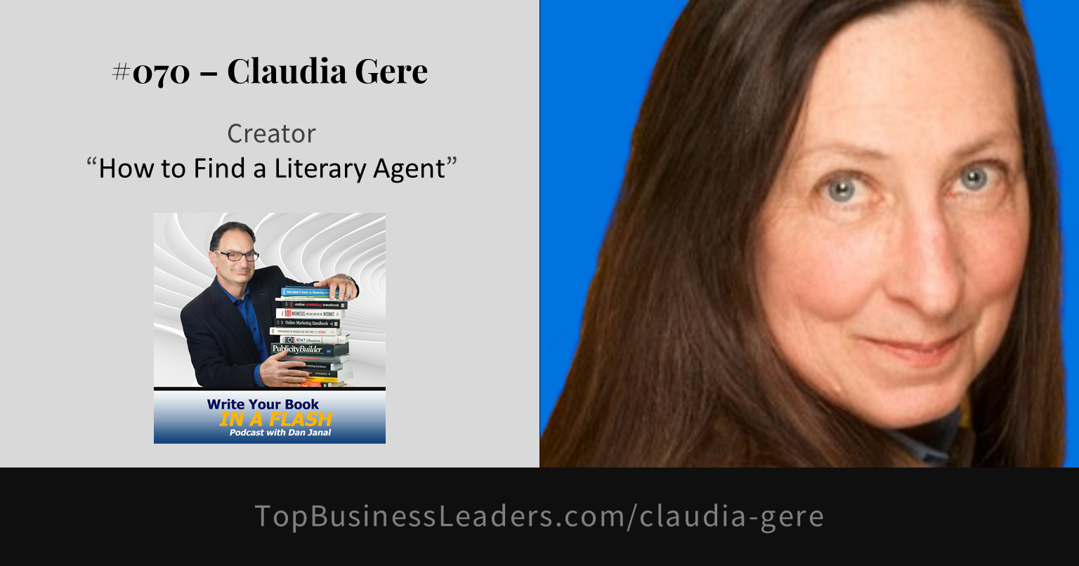 claudia-gere-topic-how-to-find-a-literary-agent