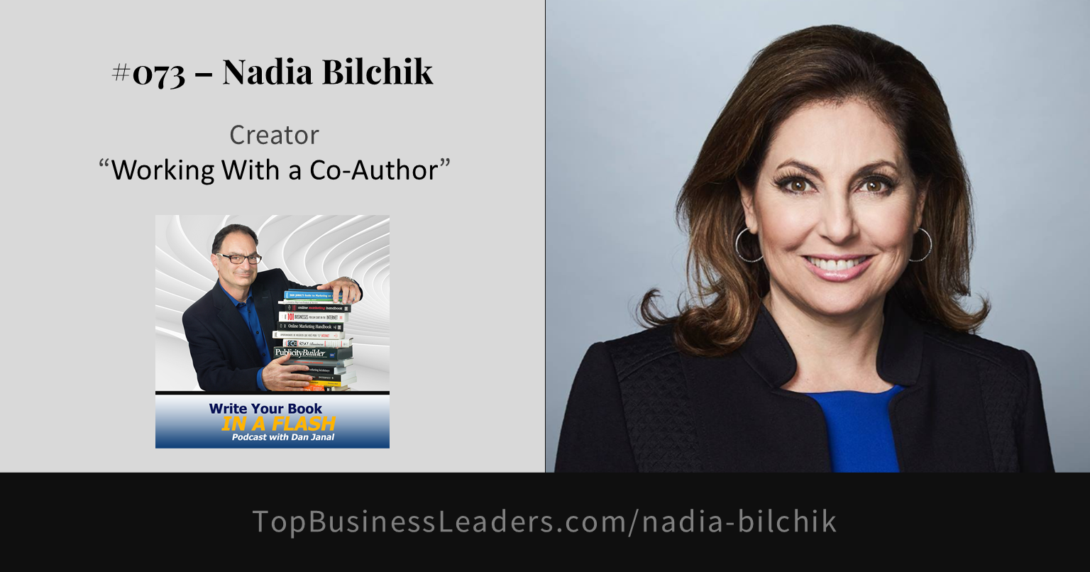 nadia-bilchik-topic-working-with-a-co-author