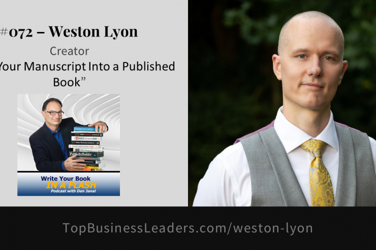 weston-lyon-topic-turn-your-manuscript-into-a-published-book