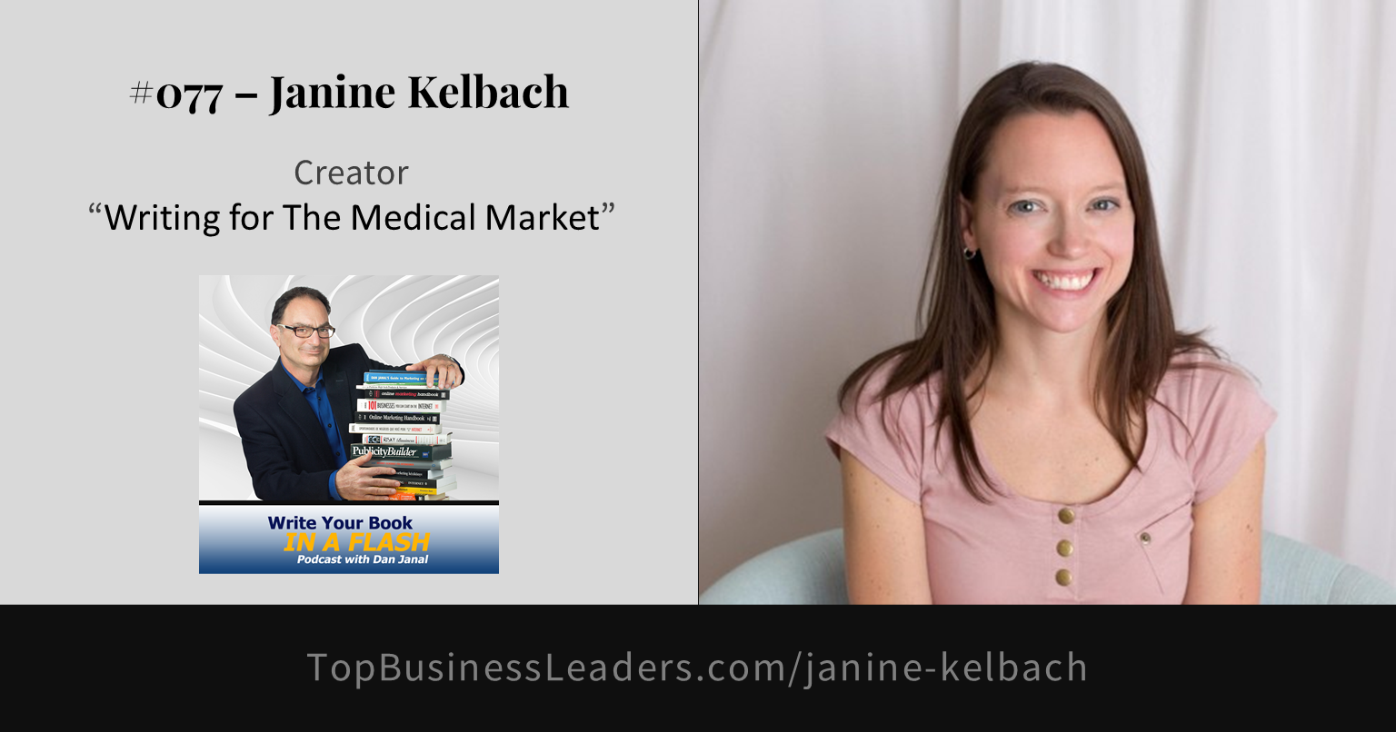 janine-kelbach-topic-writing-for-the-medical-market