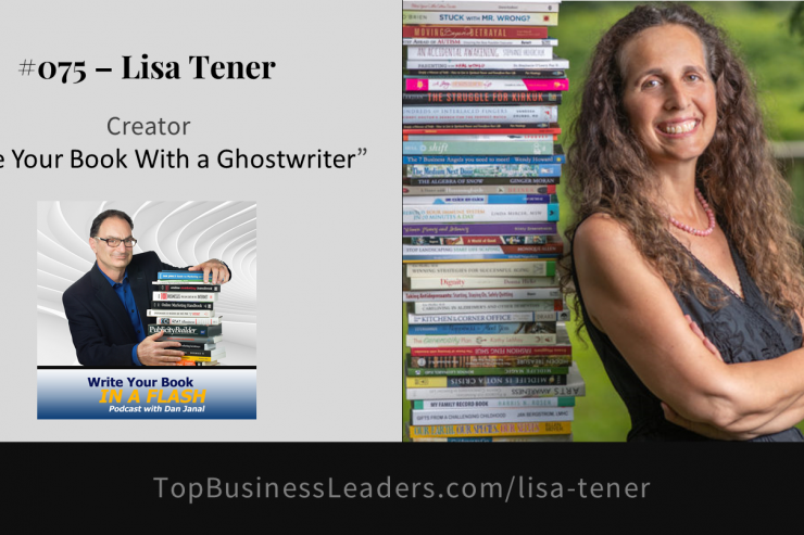 lisa-tener-topic-write-your-book-with-a-ghostwriter