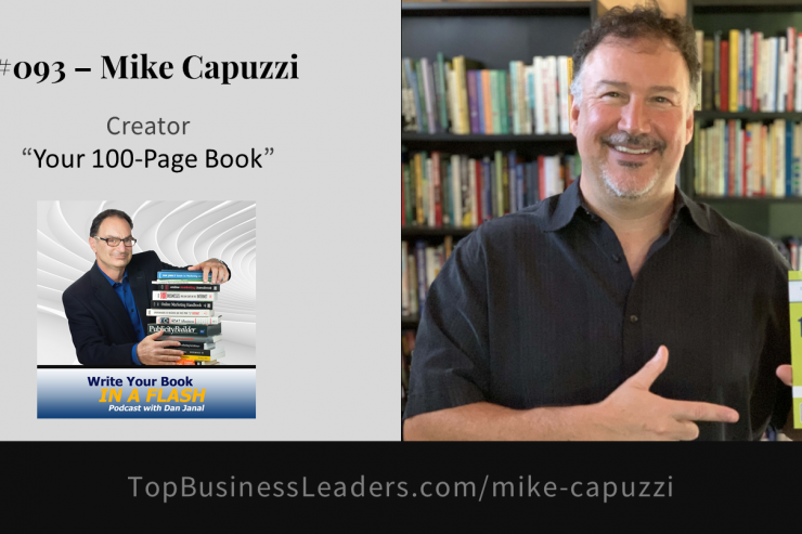 mike-capuzzi-topic-your-100-page-book