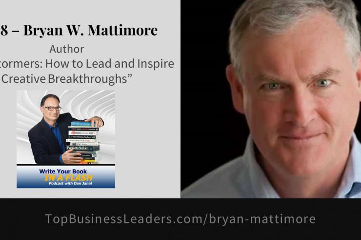 bryan-mattimore-author-idea-stormers