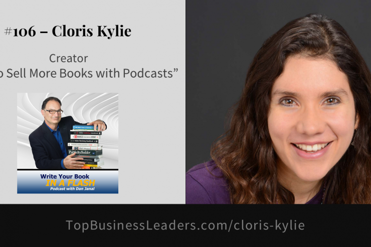 cloris-kylie-topic-sell-more-books-with-podcasts