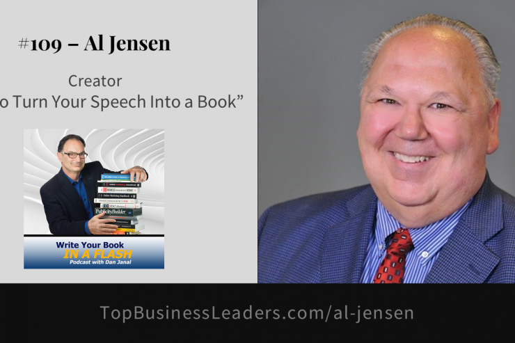 al-jensen-topic-how-to-turn-your-speech-into-a-book